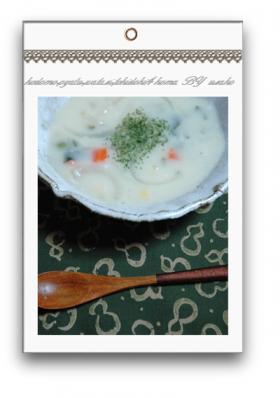 四葉DSでとろ〜りミルクスープ