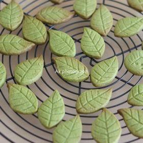 サクサク抹茶クッキー