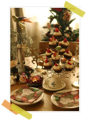 スイーツクリスマスパーティー
