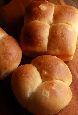 ミルクレモンのちぎりパン