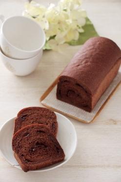 チョコチップ入り ココアのおやつ食パン
