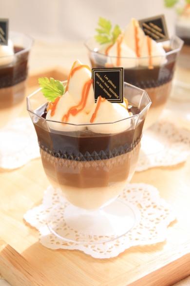 癒しのキャラメル・コーヒーゼリー