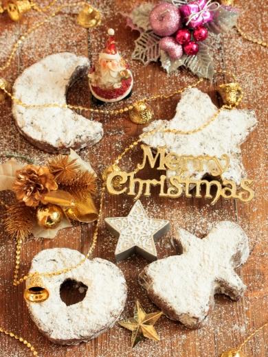 ☆クリスマス☆ Wショコラ・シュトーレン♪