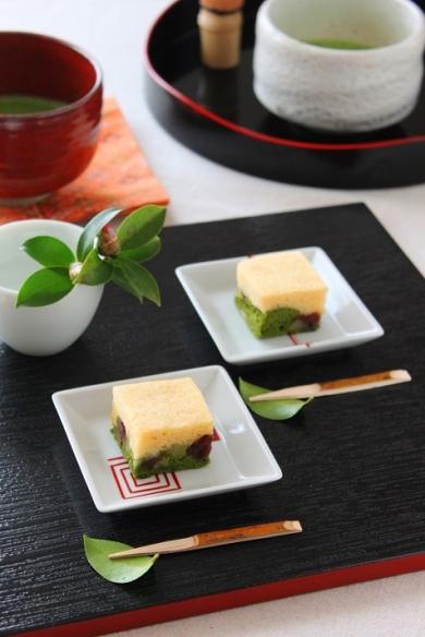 大豆と米糀の「浮島」
