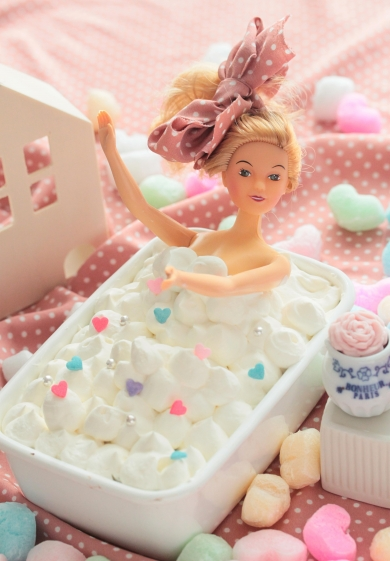 *ドールケーキ♡濃厚ガトーショコラ♪