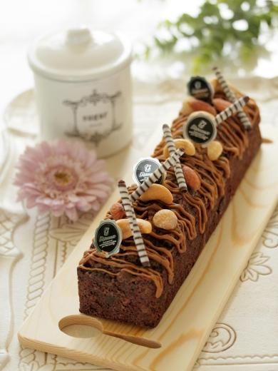 * フルーツケーキ ♡ ショコラ♪
