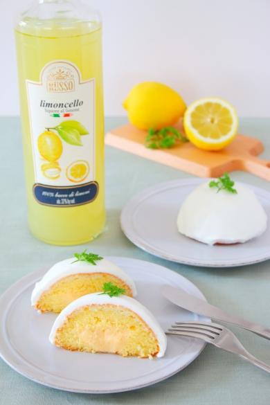 ふんわり口溶けのレモンのお菓子「デリツィア・リモーネ」