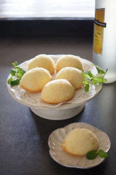 ふわふわとろ~りレモンクリームケーキ