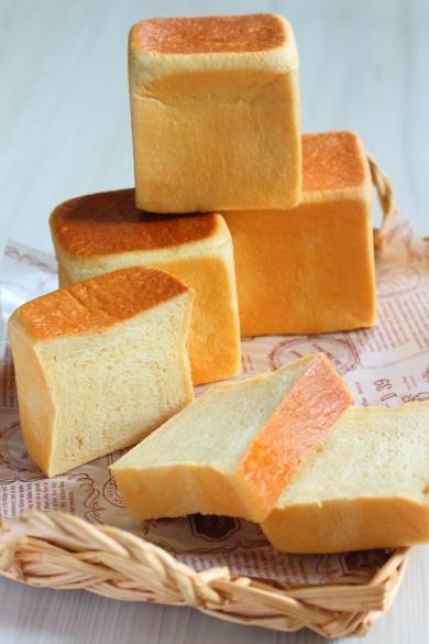 安納芋のキューブパン