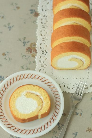 ミルキーロールケーキ