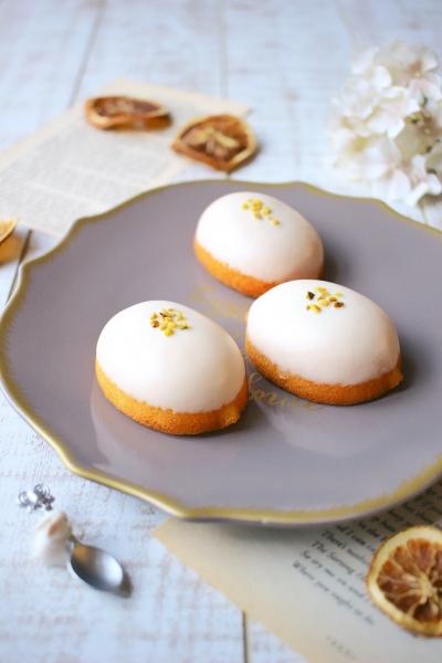 ふわしっとりレモンケーキ*゚