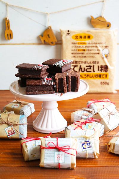 生チョコサンドクッキー
