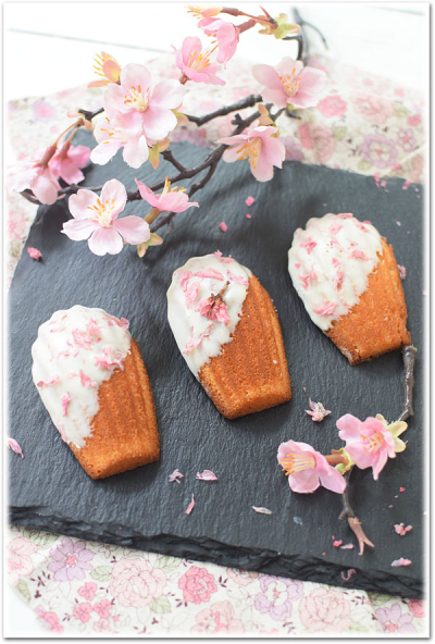 桜サク☆マドレーヌ