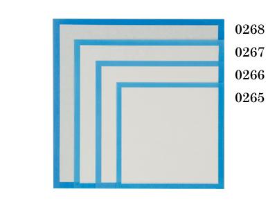 敷紙 7寸 青枠