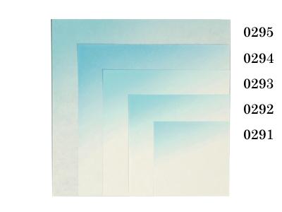夢敷紙 3寸 ブルー
