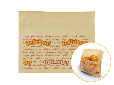 ラミパックガゼット袋 デリシャス