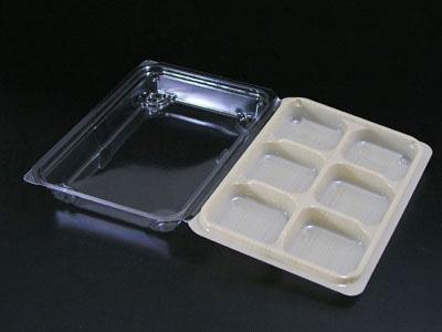 和菓子容器 DS-6 木目