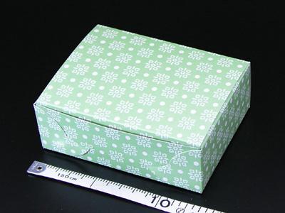 サービス箱 和B グリーン 4号