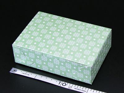 サービス箱 和B グリーン 6号