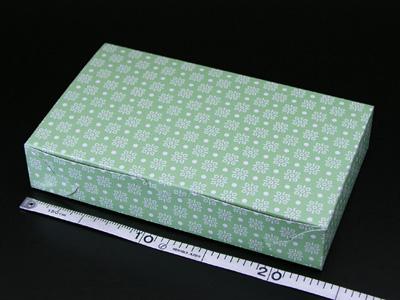 サービス箱 和B グリーン 15号