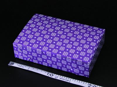 サービス箱 和C 紫 6号