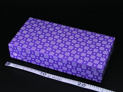 サービス箱 和C 紫 8号