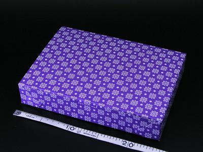 サービス箱 和C 紫 12号