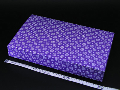 サービス箱 和C 紫 15号