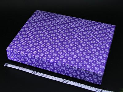 サービス箱 和C 紫 20号