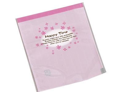 規格袋 花 (ピンク2)