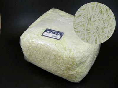 紙パッキン 1kg アイボリー 6