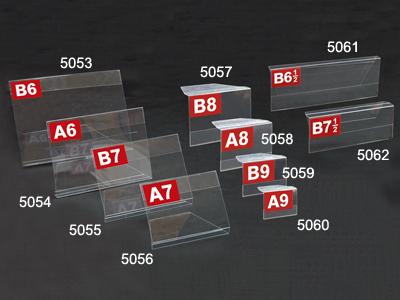 PETマルチカードホルダー A8(5枚入)