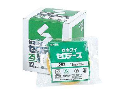 セロテープ ワンパック (12mm×35m巻)