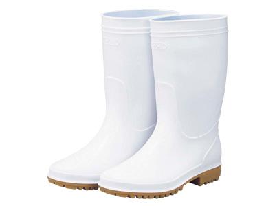 耐油長靴 JW-707 白 22.5cm