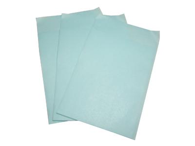 カラーナフキン六つ折 ブルー(500枚入)