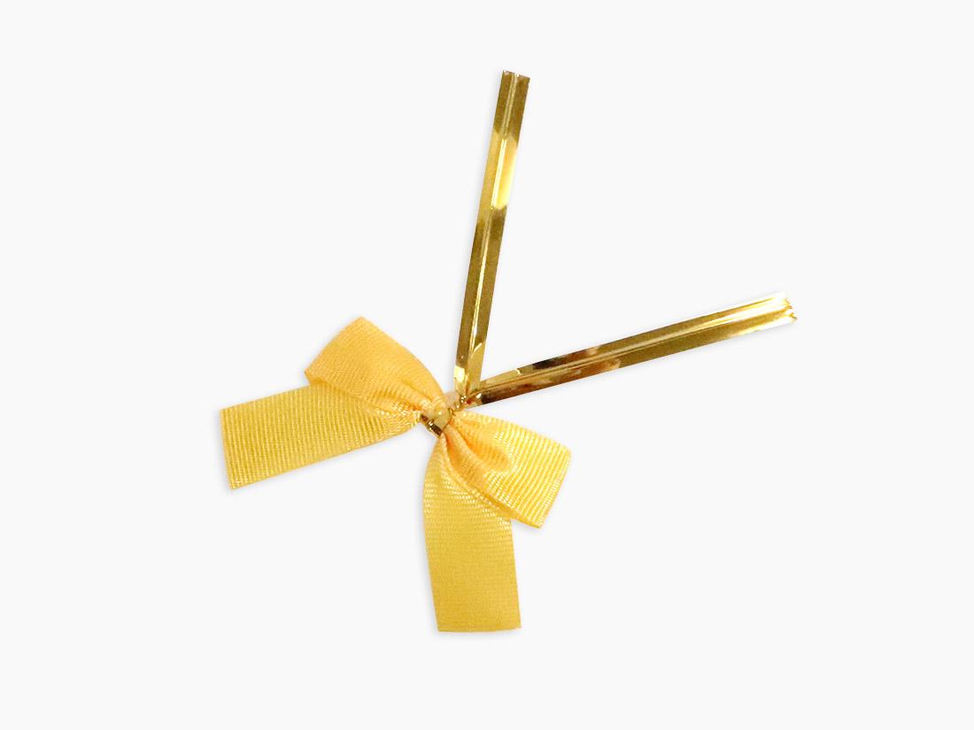 スターリボン小 濃黄