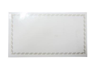 メタクリルカードタテL-80用カード(100枚入)