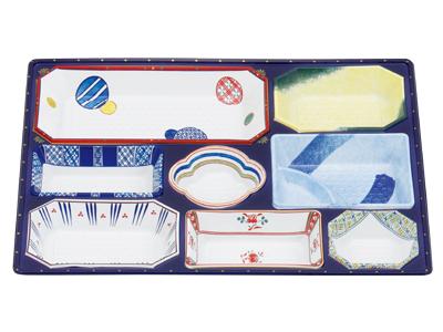 料亭-80-B 京焼