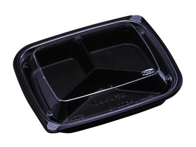 グルメLP500-3 黒(フタセット)