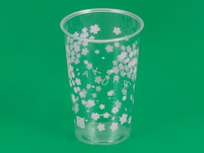 プラスティックカップ(さくら)