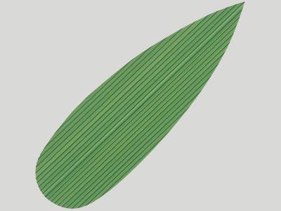 笹型 バラン大(1000枚入)