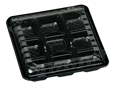 CY-7-3 黒 フタセット