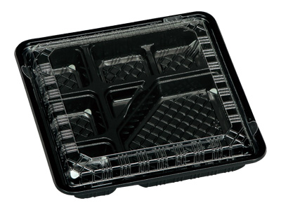 CY-7-4 黒 フタセット