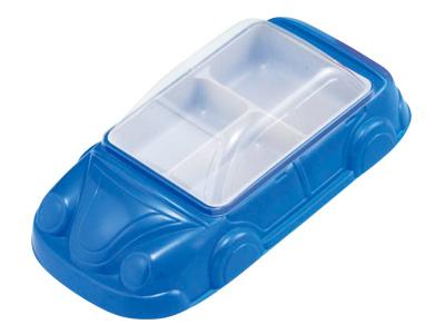 S905 車ブルー仕切り付(フタセット)