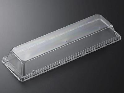 SDstyle フラットスクエアプレート 34×11cm フタ