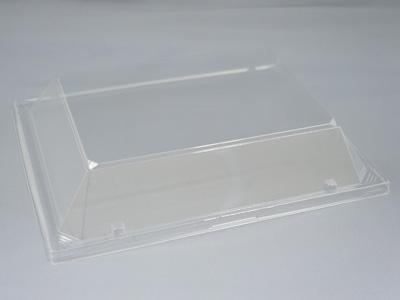 角皿特小 透明フタ