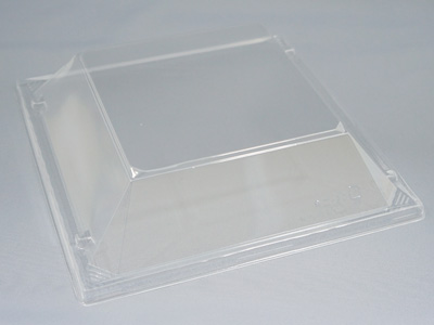 角皿20 透明フタ
