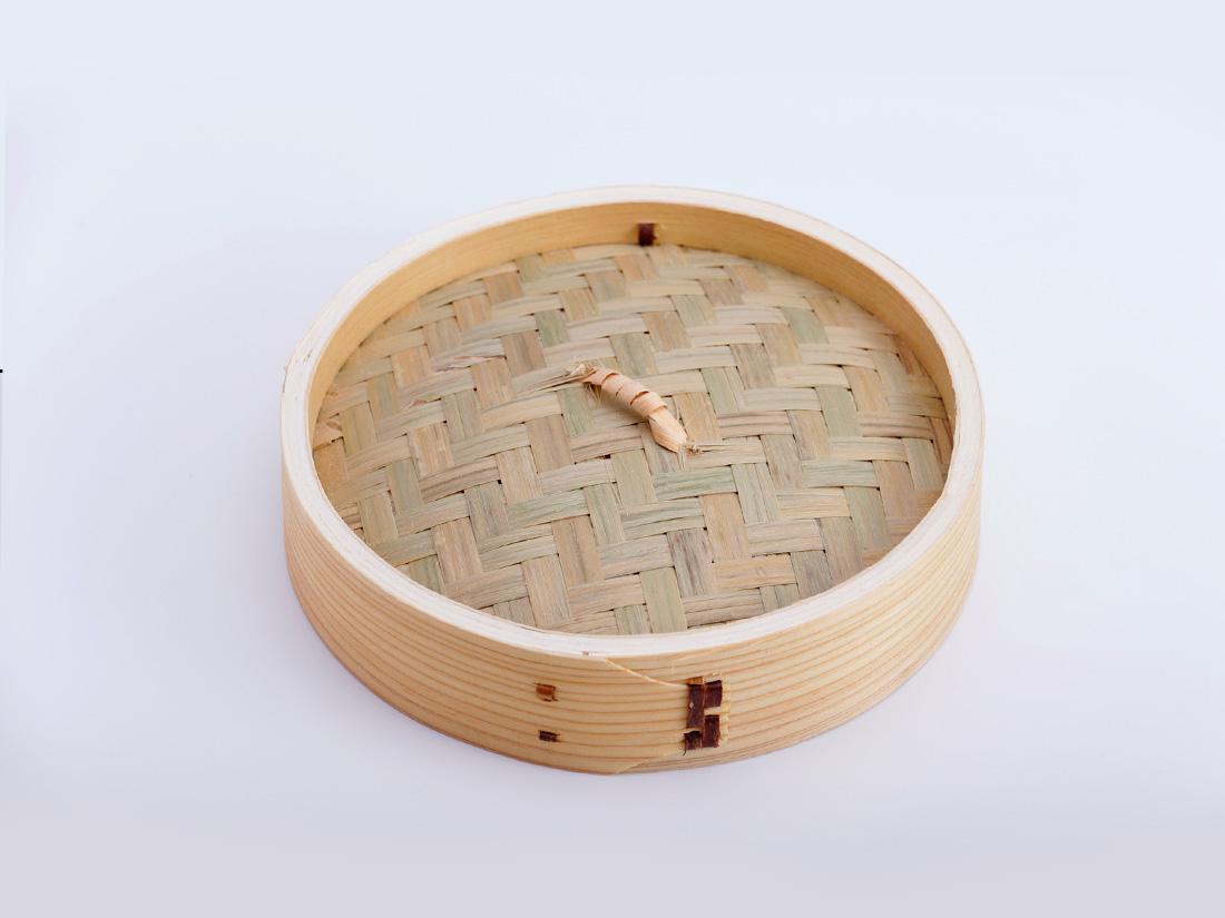 中華 セイロ 蓋(径18×H4cm)