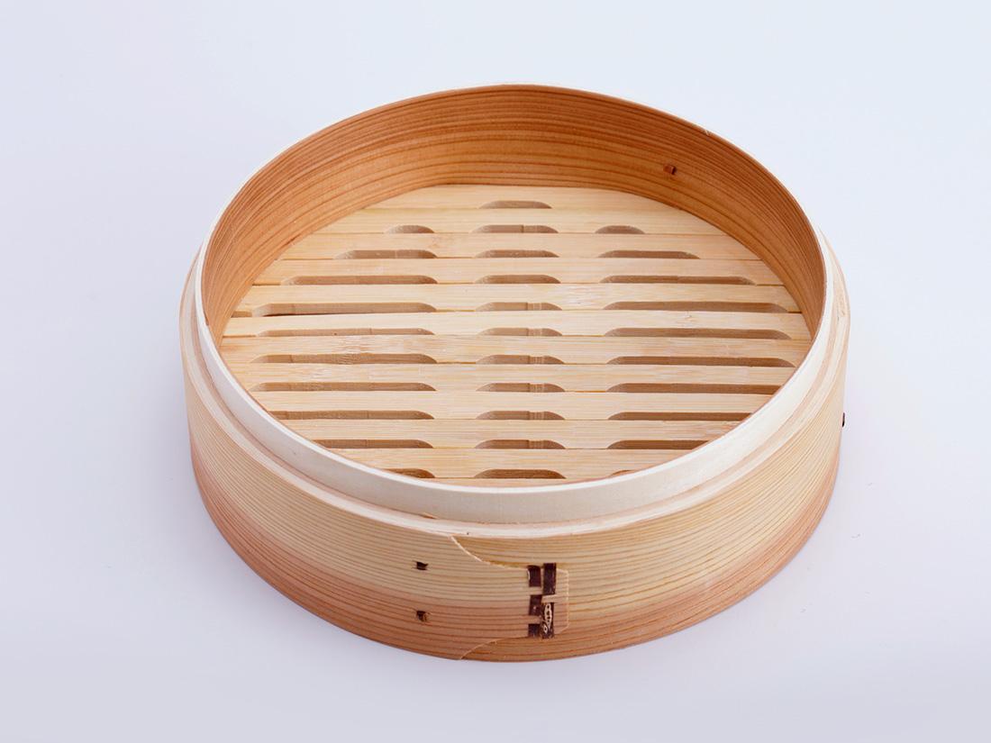 中華 セイロ 本体(径24×H7.5cm)