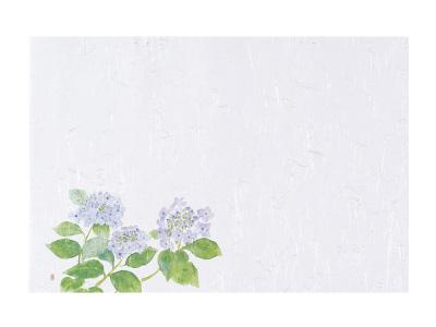 テーブルマット 紫陽花(100枚入り)